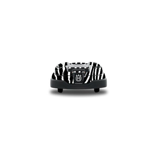 Zebra folie til Automower